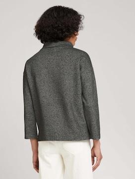Loose Fit-sweatshirt met rolkraag - 2 - TOM TAILOR