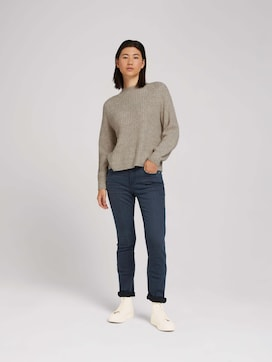 Alexa Slim Jeans mit recyceltem Polyester - 3 - TOM TAILOR