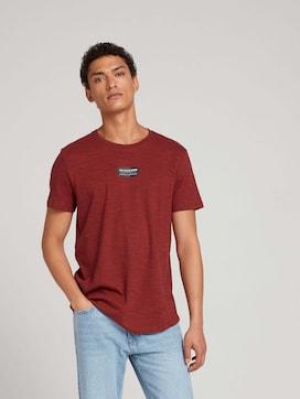 T-Shirt mit Logo-Print aus nachhaltiger Baumwolle - 5 - TOM TAILOR Denim
