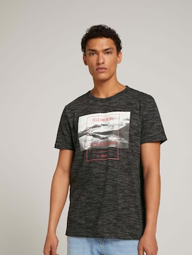 T-shirt with a print made of sustainable cotton - 5 - TOM TAILOR Denim