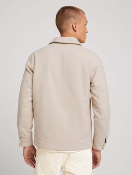 Shirt jacket in a four-pocket style - 2 - TOM TAILOR