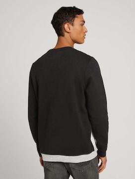 Sweatshirt with a print - 2 - TOM TAILOR Denim