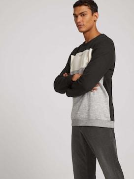 Sweatshirt with a print - 5 - TOM TAILOR Denim