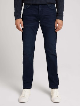 Troy Slim Jeans mit recycelter Baumwolle - 1 - TOM TAILOR