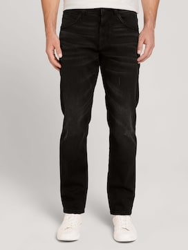 Marvin Straight Jeans mit recycletem Polyester - 1 - TOM TAILOR