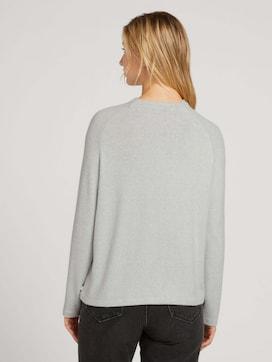 Sweatshirt with raglan sleeves - 2 - TOM TAILOR Denim