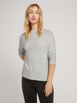Sweatshirt with raglan sleeves - 5 - TOM TAILOR Denim