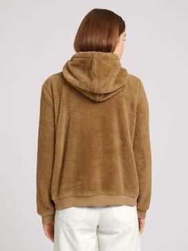Sweatshirtjacke mit Eingrifftaschen - 2 - TOM TAILOR Denim