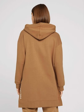 Sweatshirtkleid mit Kapuze - 2 - TOM TAILOR Denim