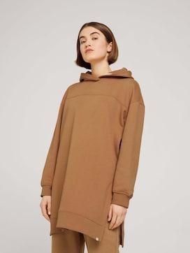 Sweatshirtkleid mit Kapuze - 5 - TOM TAILOR Denim