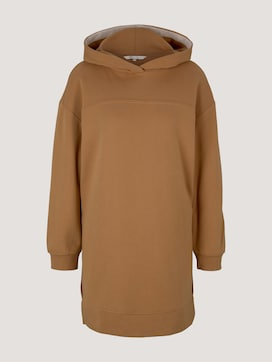Sweatshirtkleid mit Kapuze - 7 - TOM TAILOR Denim
