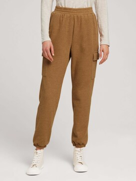 Chino trousers with large flap pockets - 1 - TOM TAILOR Denim