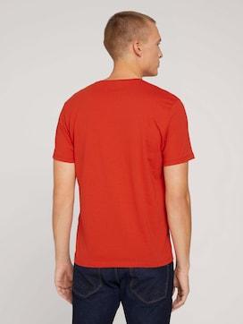 T-Shirt mit Print - 2 - TOM TAILOR