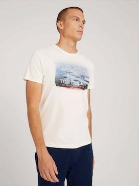 T-Shirt mit Fotoprint - 5 - TOM TAILOR