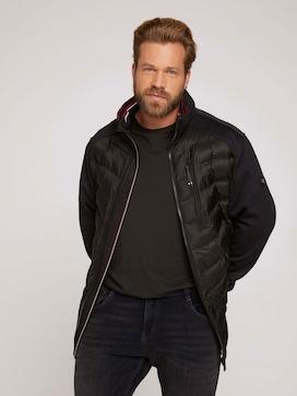 hybrid jacket - 5 - Men Plus