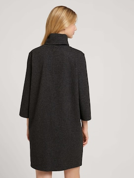 Kleid aus gemustertem Jacquard - 2 - TOM TAILOR Denim