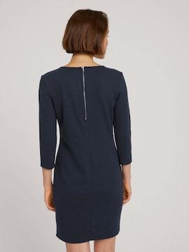 Strukturiertes Kleid - 2 - TOM TAILOR Denim