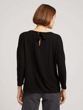 Sweatshirts mit Schleife am Rücken - 2 - TOM TAILOR Denim