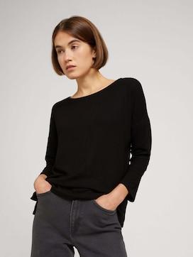 Sweatshirts mit Schleife am Rücken - 5 - TOM TAILOR Denim