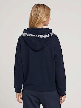 Sweatshirt aus Bio-Baumwolle - 2 - TOM TAILOR Denim