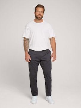 Slim Hose mit Bio-Baumwolle - 3 - Men Plus