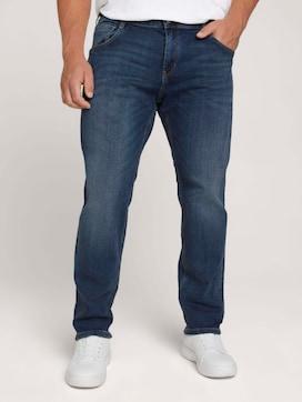 Regular Slim Jeans im Five-Pocket-Style - 1 - Men Plus