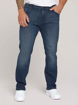 Regular Slim Jeans - 1 - Men Plus