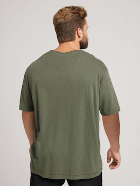 T-Shirt mit Print - 2 - Men Plus