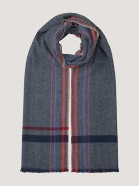 Schal aus Baumwolle - 7 - TOM TAILOR