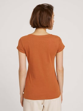 Slim Fit Logo T-Shirt - 2 - TOM TAILOR Denim