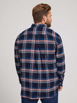 geruit overhemd - 2 - Men Plus