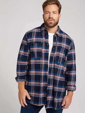 geruit overhemd - 5 - Men Plus