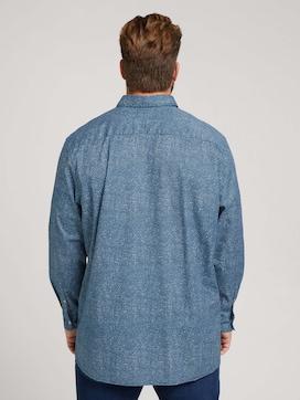 overhemd met motief - 2 - Men Plus