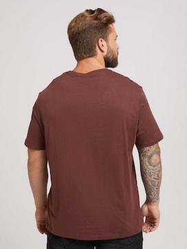 Basic T-Shirt - 2 - Men Plus