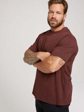 Basic T-Shirt - 5 - Men Plus