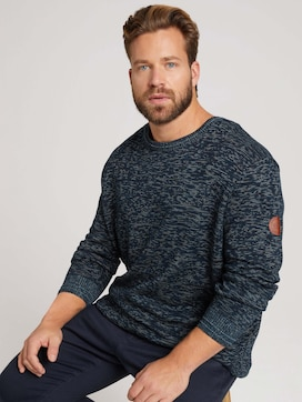 Pullover aus Bio-Baumwolle - 5 - Men Plus