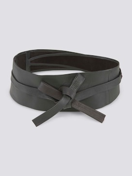 waist belt in a Nappa look - 7 - TOM TAILOR