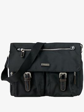 Schulter-Tasche aus Nylon - 1 - TOM TAILOR