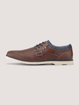 Basic lace-up shoes - 7 - TOM TAILOR