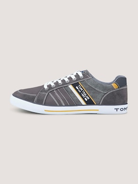 Sneakers with colour accents - 7 - TOM TAILOR