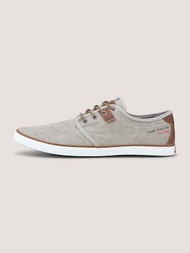 Melange lace-up shoes - 7 - TOM TAILOR