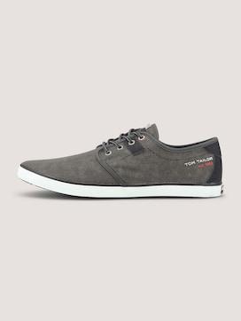 Melange lace-up shoes - 7 - TOM TAILOR