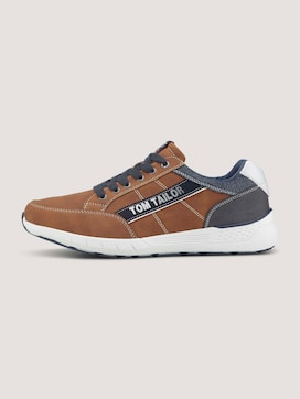 Sneakers with lettering on the side - 7 - TOM TAILOR