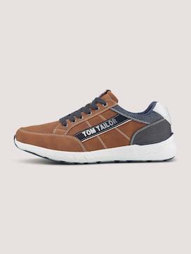 Sneaker mit seitlichem Schriftzug - 7 - TOM TAILOR