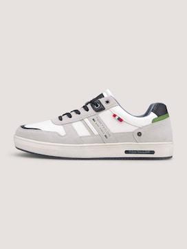 Sneaker mit seitlichen Akzenten - 7 - TOM TAILOR