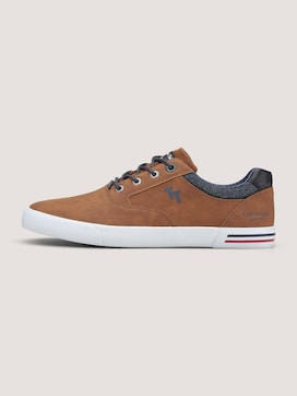 Cotton sneakers - 7 - TOM TAILOR