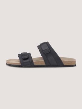 Sandals with velcro - 7 - TOM TAILOR Denim