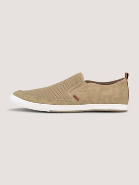 Strukturierte Slipper - 7 - TOM TAILOR