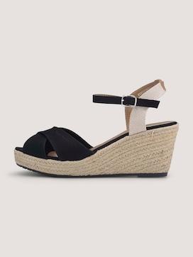 wedge-heel sandals - 7 - TOM TAILOR