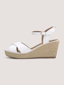 Keilabsatz Sandalette - 7 - TOM TAILOR